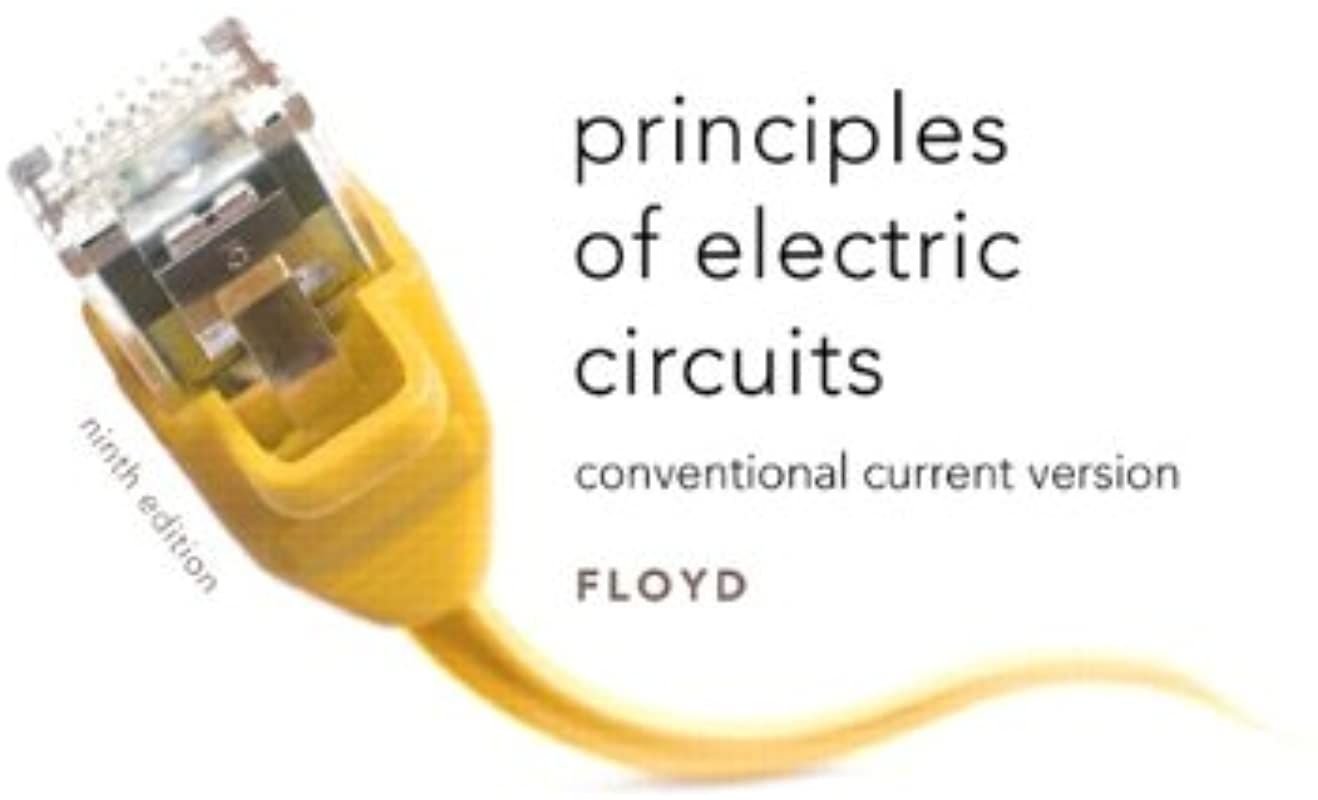Get Book Principles Of Electric Circuits Conventional Current Version 9th Edition By Thomas L Free Pdf Books Pdf Books Ebook Pdf
