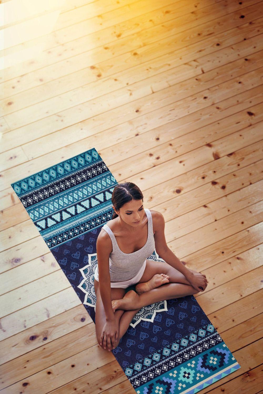 how to clean lululemon hot yoga mat