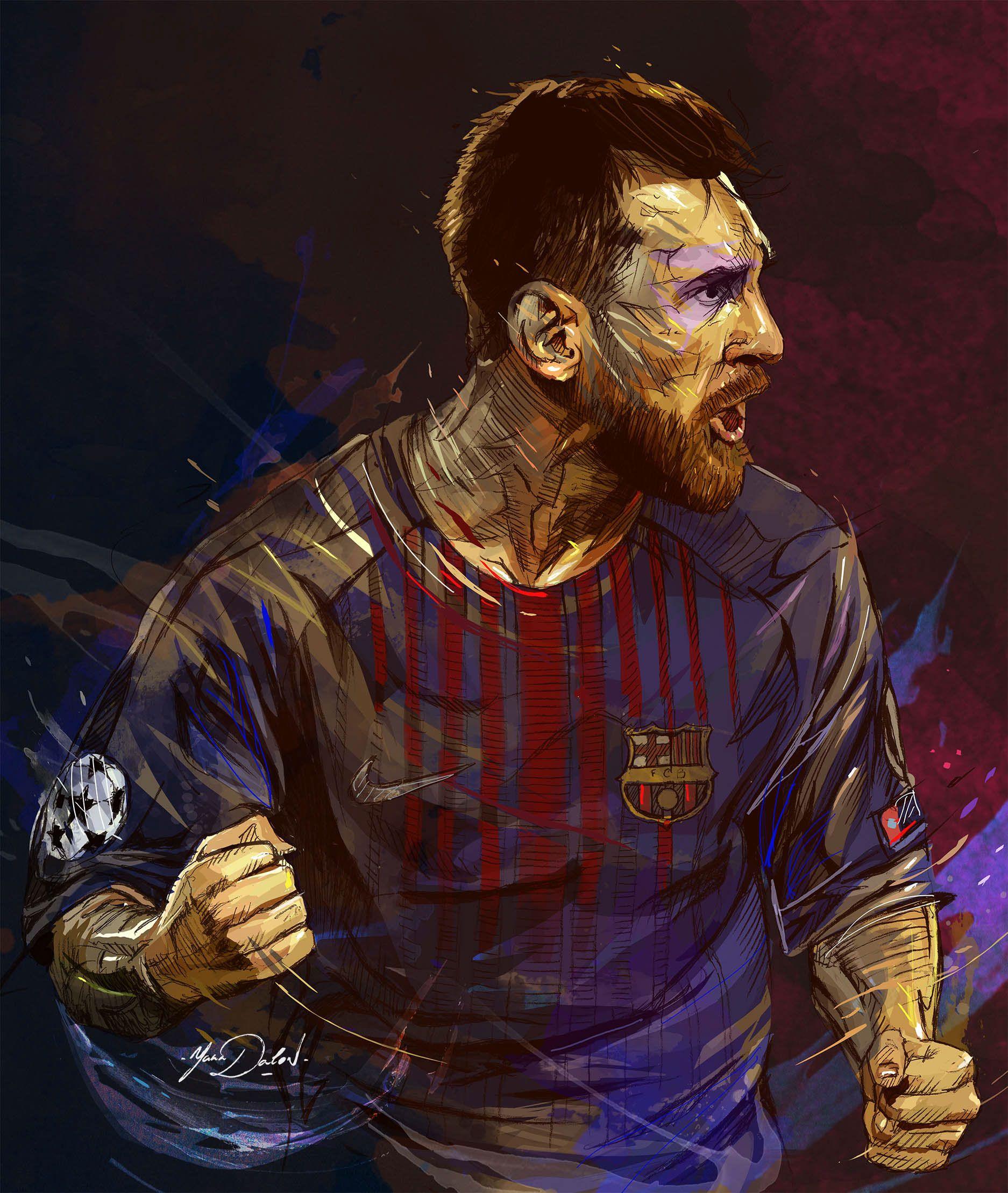 FC Barcelona - pinterest.com