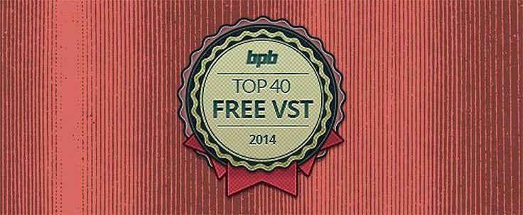 Top 40 Freeware VST Plugins Of 2014! Free, Sound design