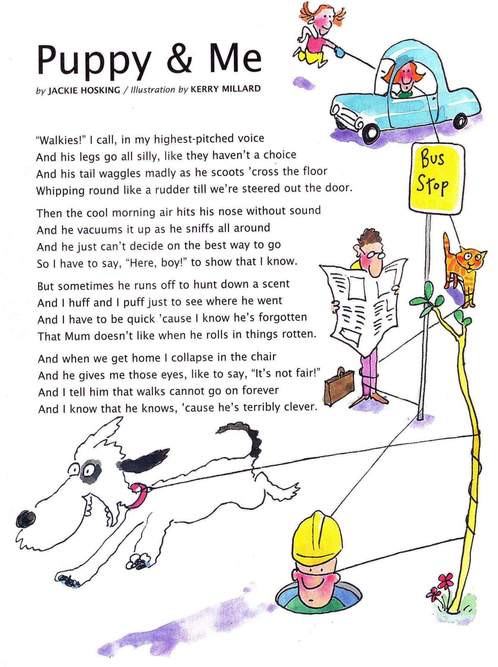 animal Poems   Animal poems   Funny poems [ 2243 x 1674 Pixel ]