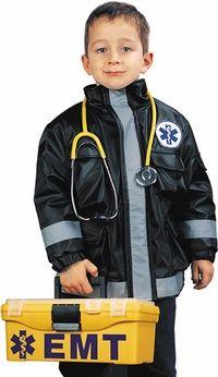 Childs Paramedic Costume Ems Costumes Boy Costumes Halloween Kids