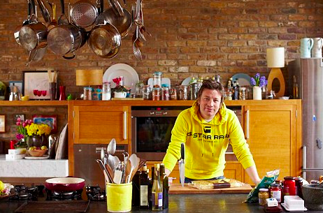 MuddHutt Design Blog: Inspiration: Jamie Oliver\'s Kitchen | My ...