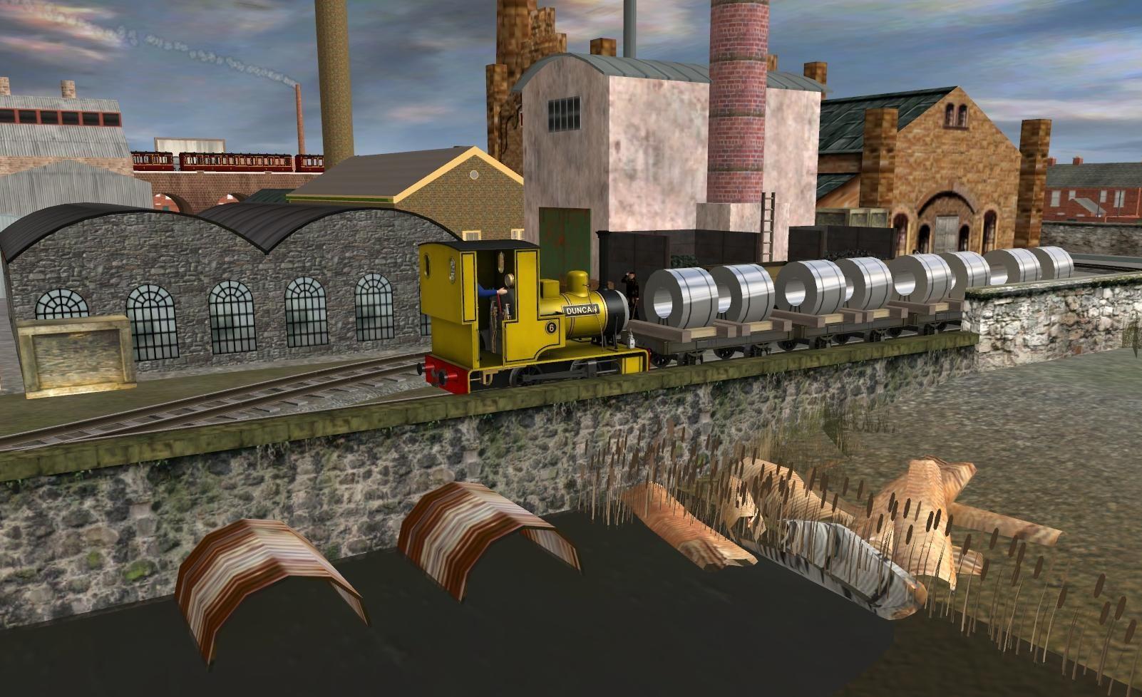 Screenshots - Trainz/MSTS/Railworks | Sodor Island 3D Forums