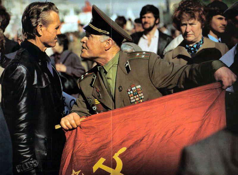 Soviet vs Human
