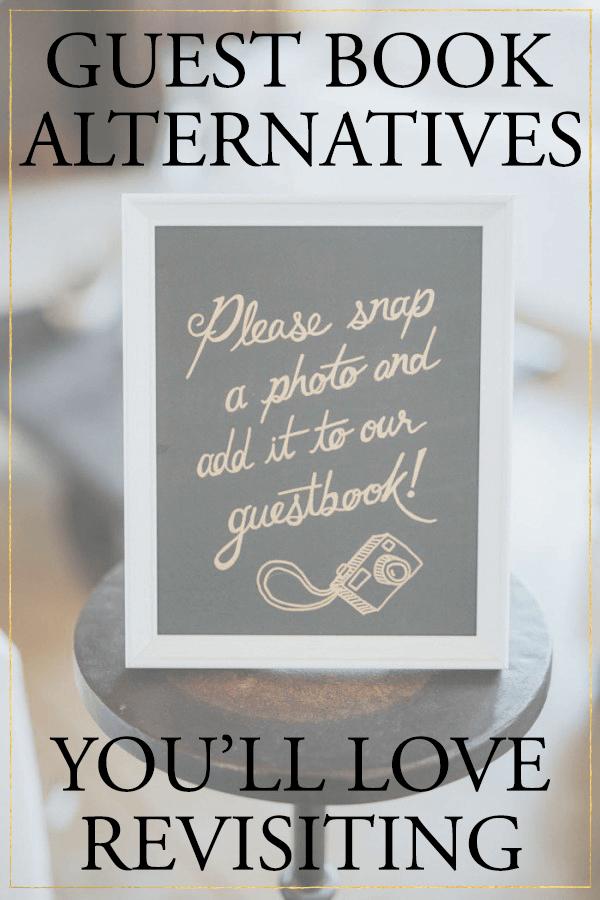 5 Kreative Hochzeit Gastebuch Alternativen Die Sie Gerne Wieder