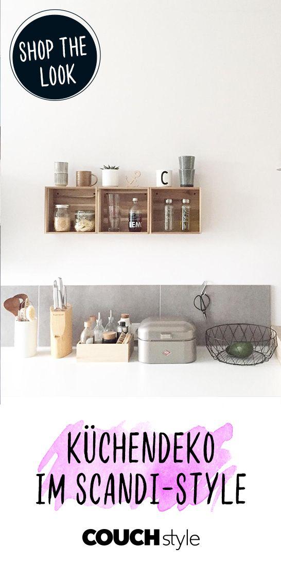 Küchendeko im Scandi-Stil: Stilvoll wie bei wohngold... | Shop the ...