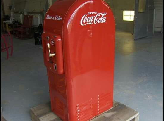 Cola Locker