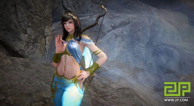 Black Desert Online Ranger Outfits