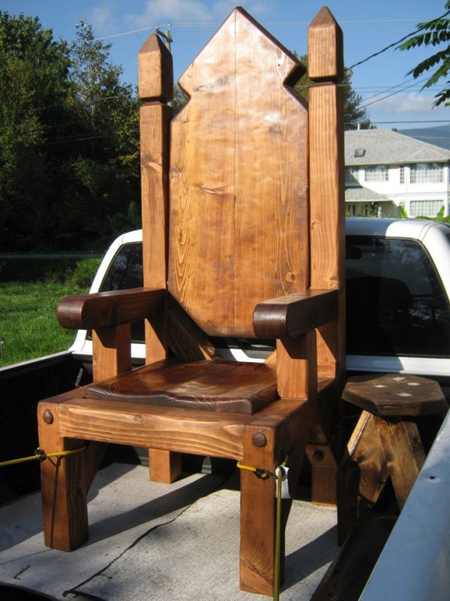 Throne chair castles pinterest throne chair for Buy iron throne chair