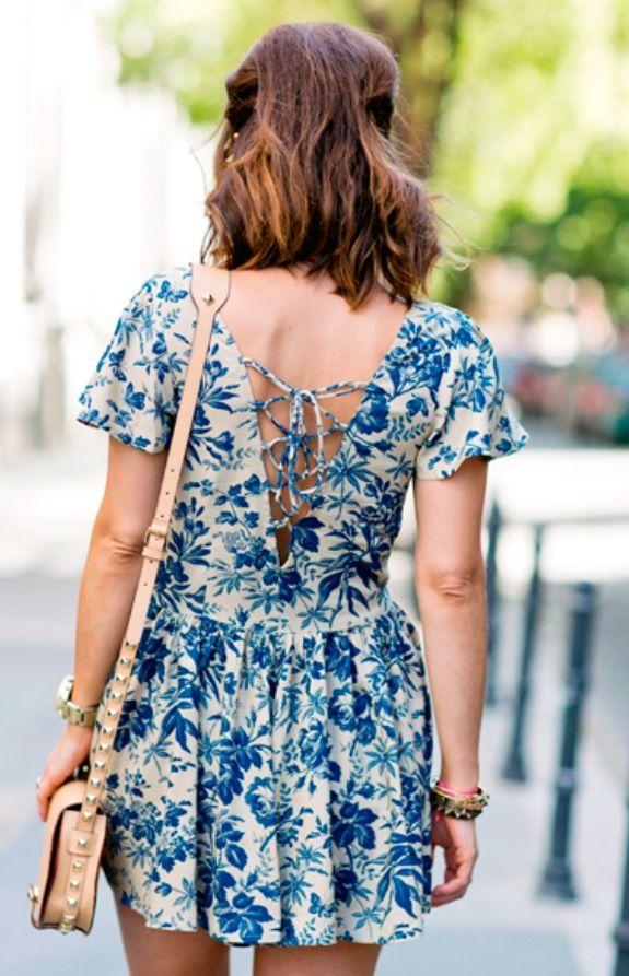 Vestido verão.
