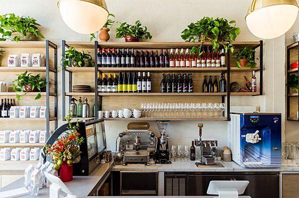 Decora o criativa em bares e restaurantes em 2019 for Planos de bares pequenos