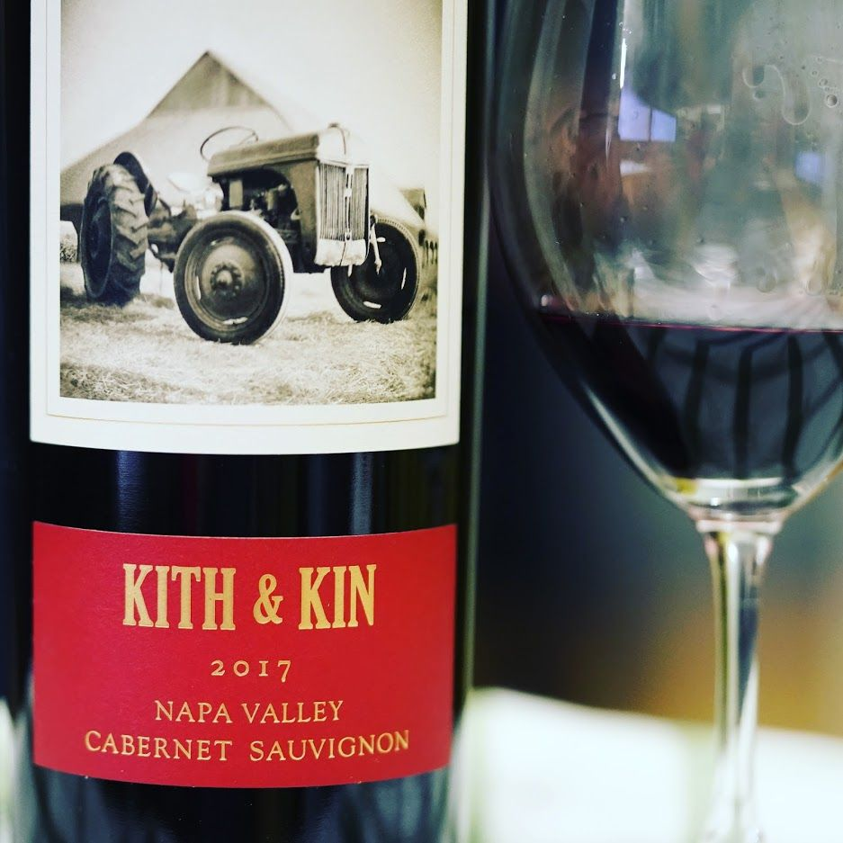 Round Pond Kith And Kin Cabernet Sauvignon 2017 In 2020 Cabernet Sauvignon Cabernet Sauvignon