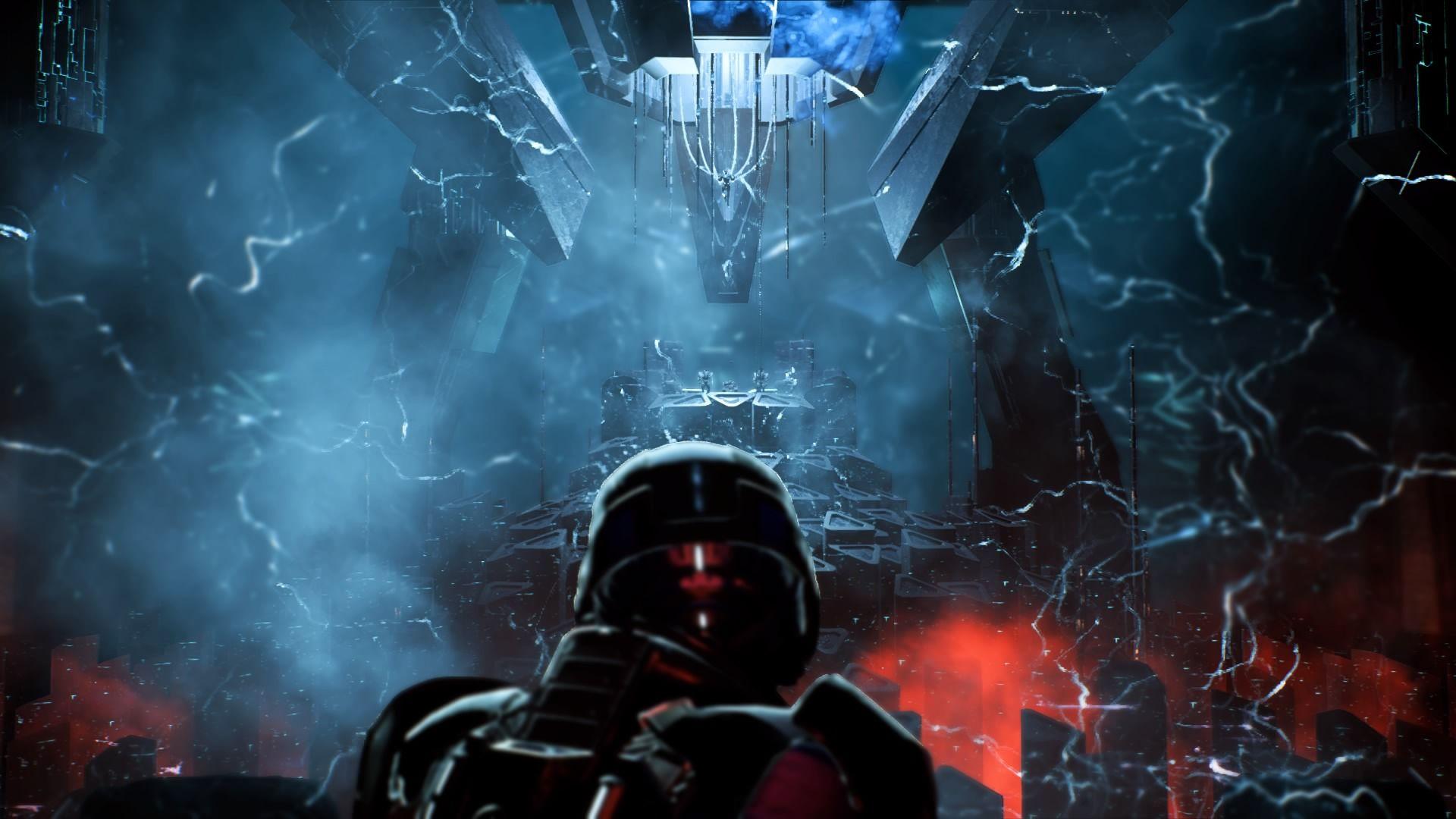 Videogame Mass Effect Andromeda Mass Effect Scott Ryder Archon Hd