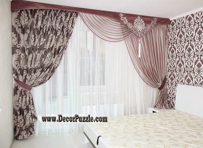 french country curtains for bedroom 2015 purple curtain designs ...