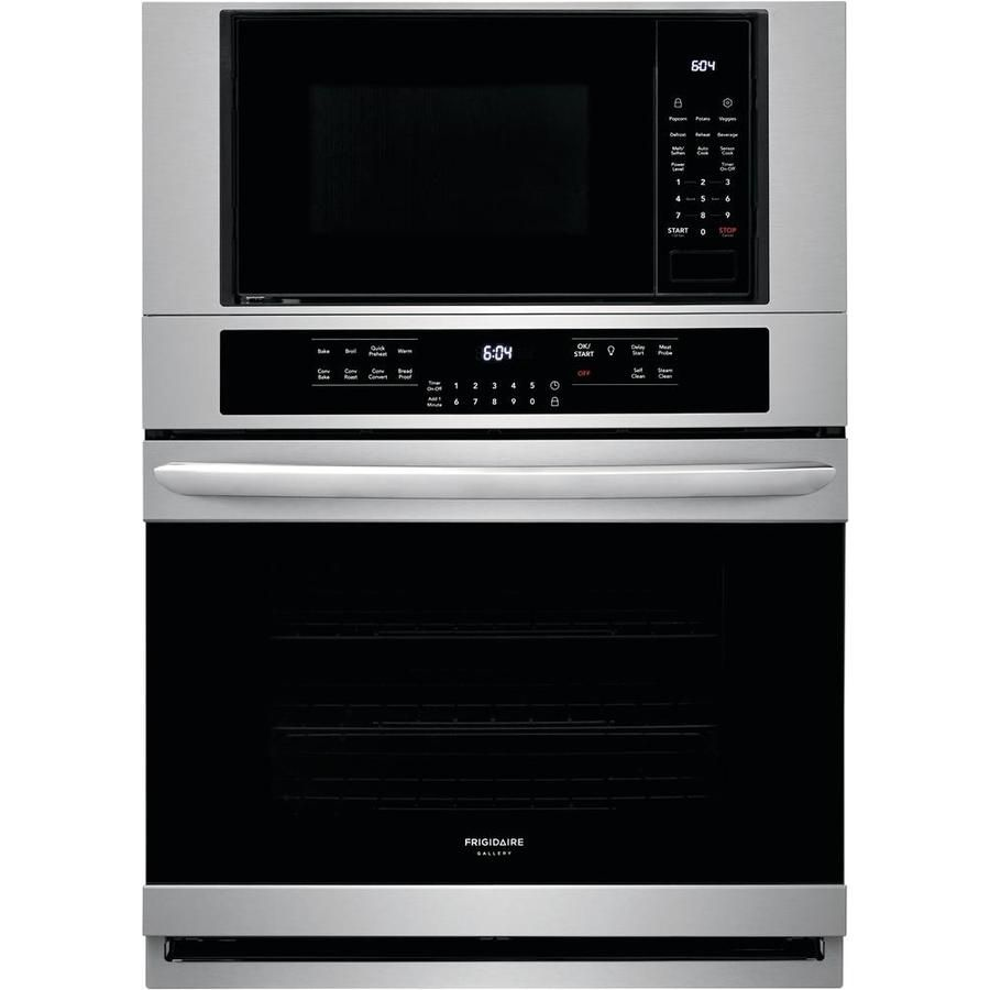 Frigidaire Gallery Self Cleaning And True Convection Microwave