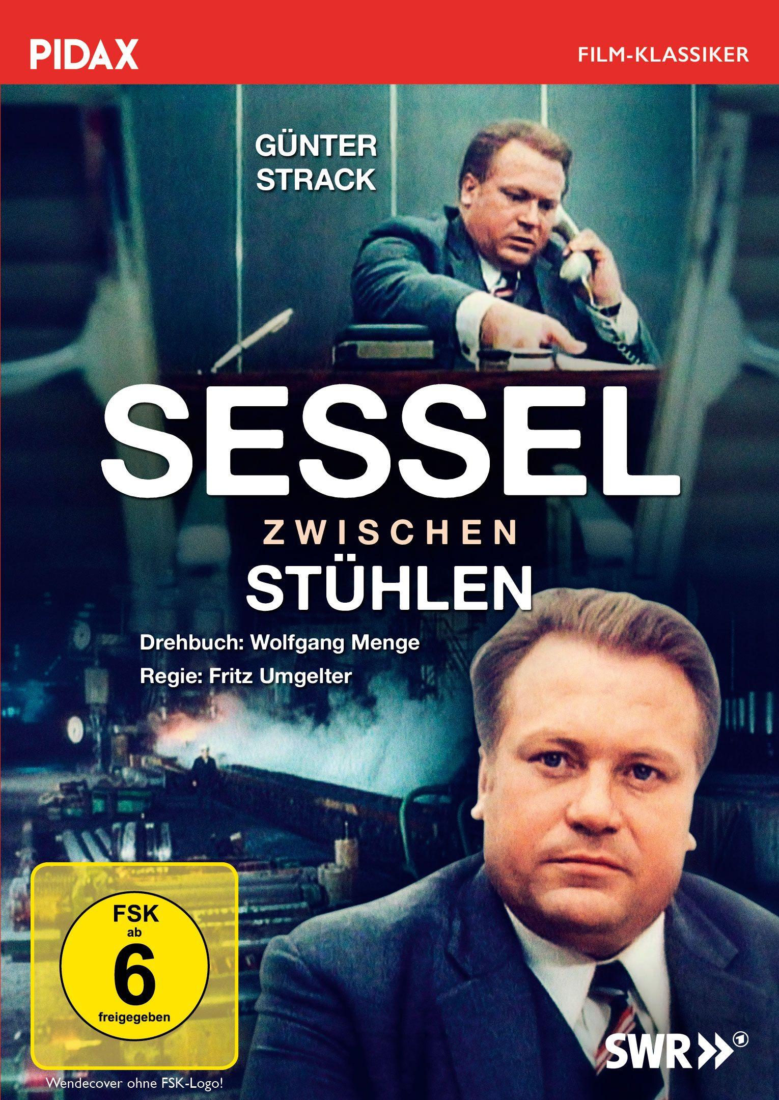 Sessel zwischen Stühlen | PIDAX Film-Klassiker | Pinterest | Sessel ...