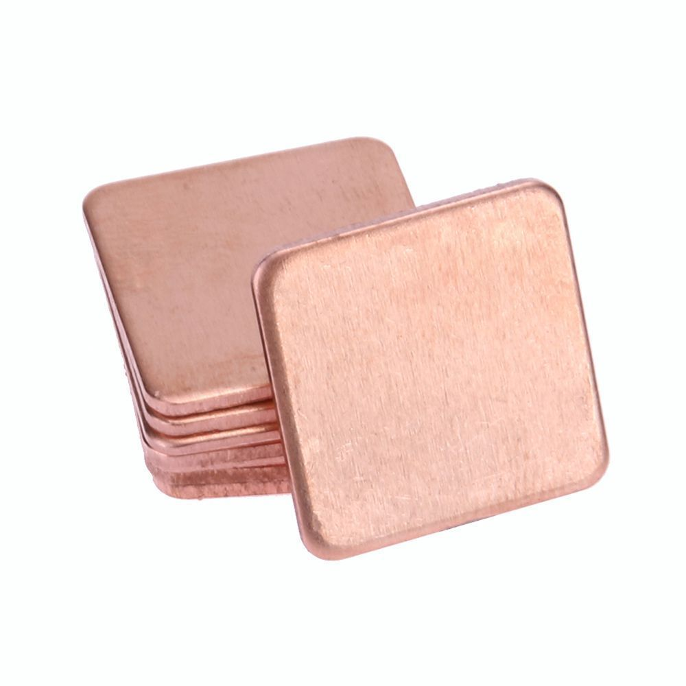 20mm Thermal Pads Heatsink Graphics Card Cooling Processor Cooling Copper Shim