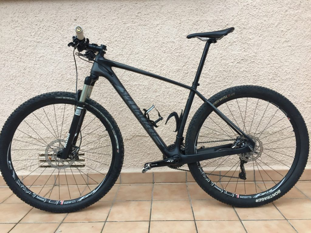 Cuadro Mtb 29 Carbono Specialized Stumpjumper Word Cup Carbon Nuevo 2017 Fact