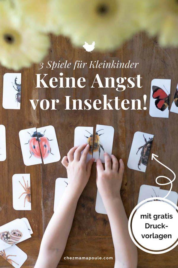 Photo of Oppdag biller og sommerfugler: 3 spill for småbarn (med utskriftsmaler)