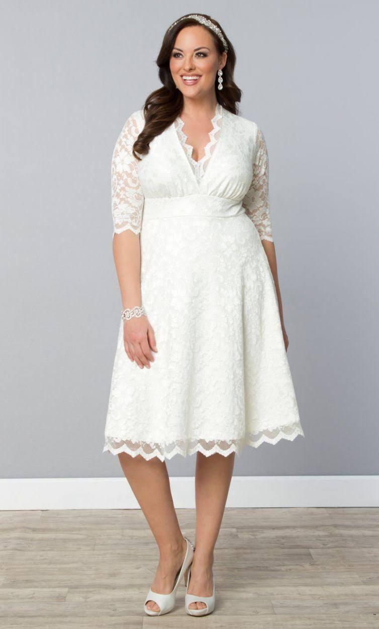 gorgeous plussize wedding dresses uall under wedding