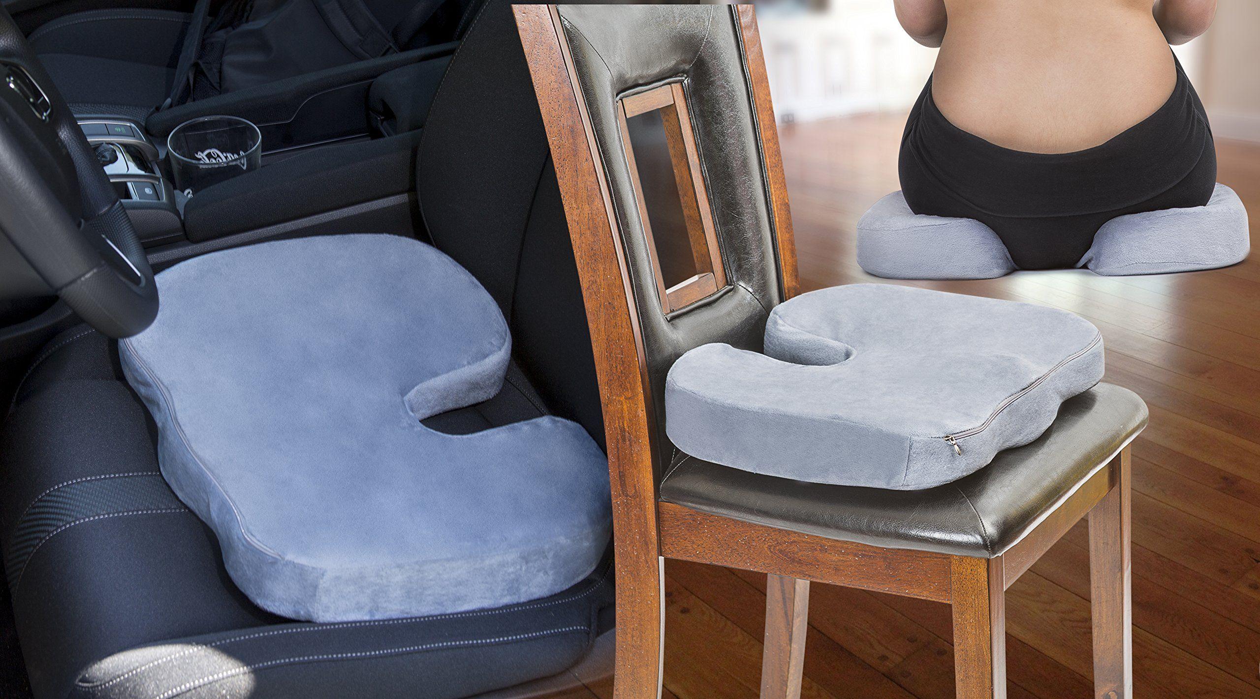 Dr flink coccyx seat cushion pillow gelenhanced memory foam quality