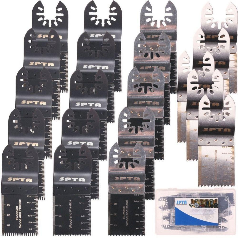 Oscillating Blades Saw Multi Tool 34mm For Makita Fein Bosch Multimaster Dewalt