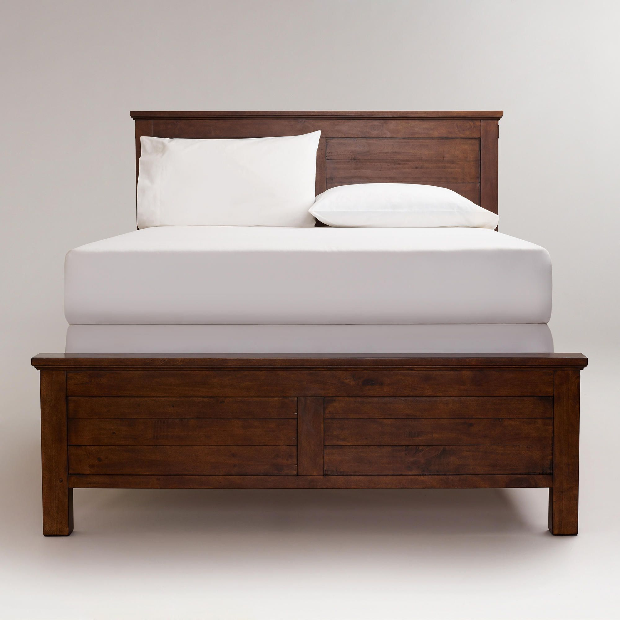 Hamden Bed | World Market | It\'s what\'s on the inside that matters ...