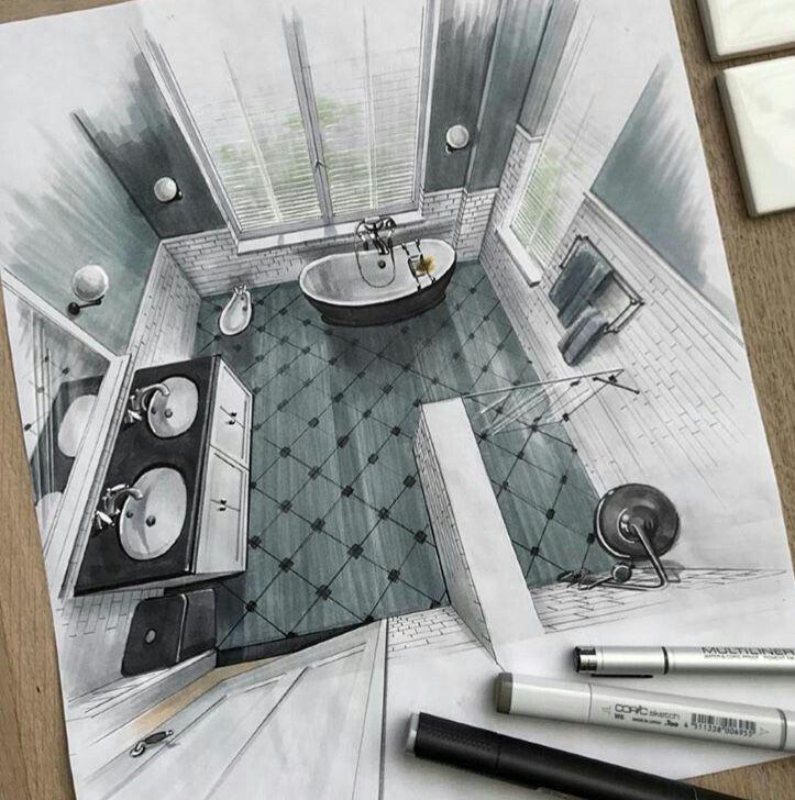 Pin von katharina schmid auf bachelor innenarchitektur for Studium interior design