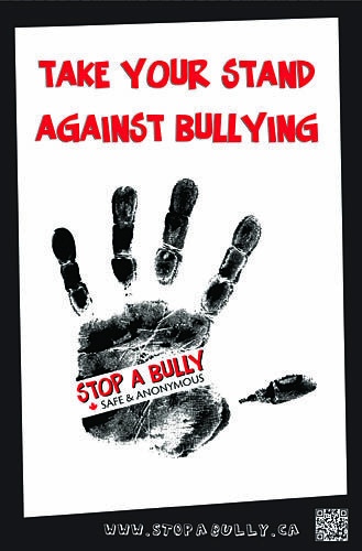 Bullying Poster Pinned By A Pinner Middle Childhood Education