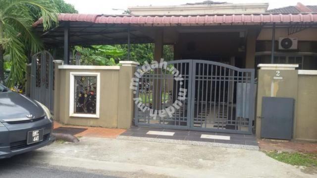 Bukit Naga (Corner Lot)