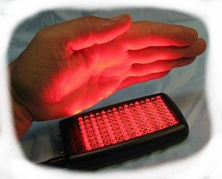 Hand Held Led Units Light Therapy Panels Infrared Light