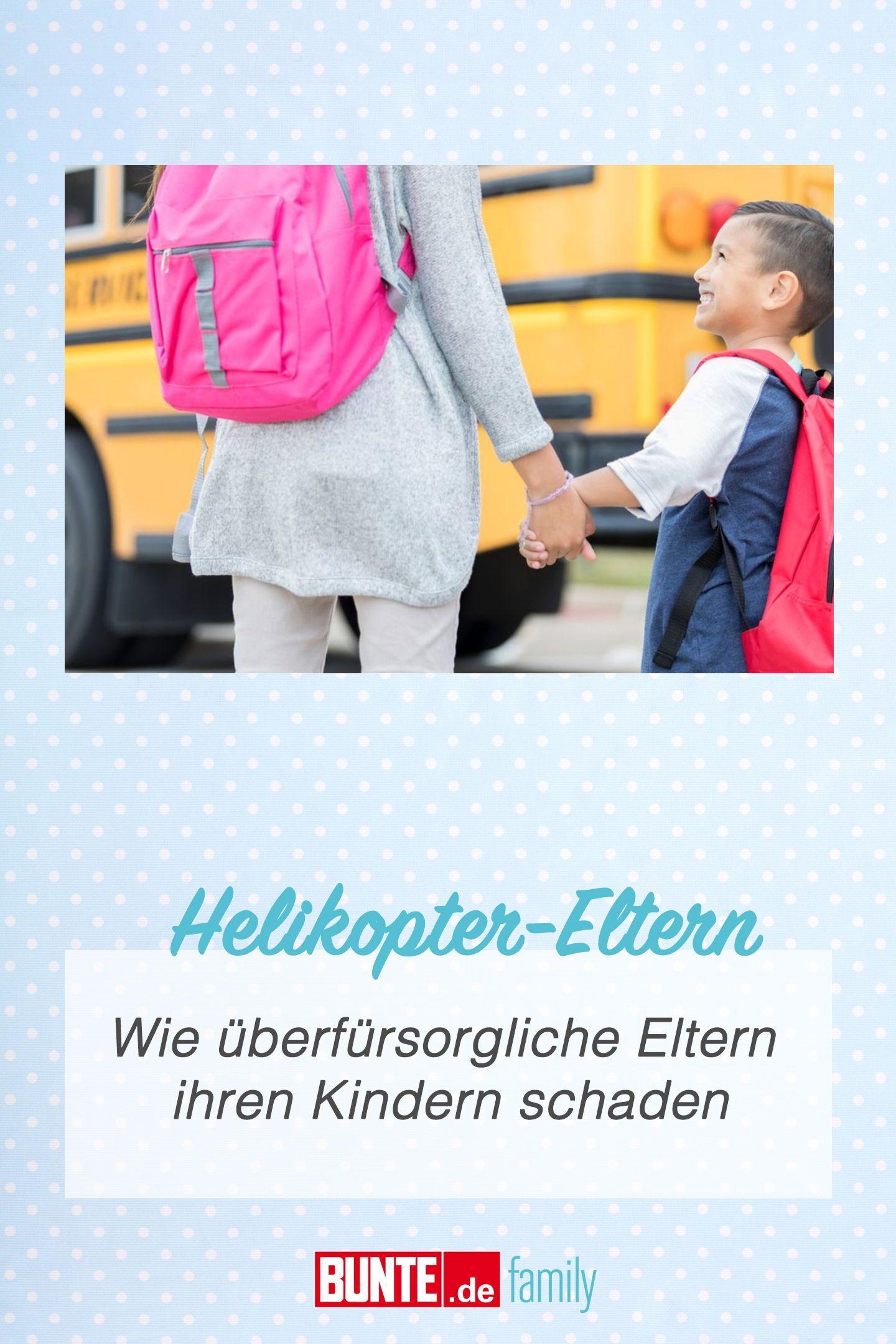 Helikopter Eltern Wie Berfrsorgliche Eltern Ihren Kindern Schaden In 2020 Fitness Bags