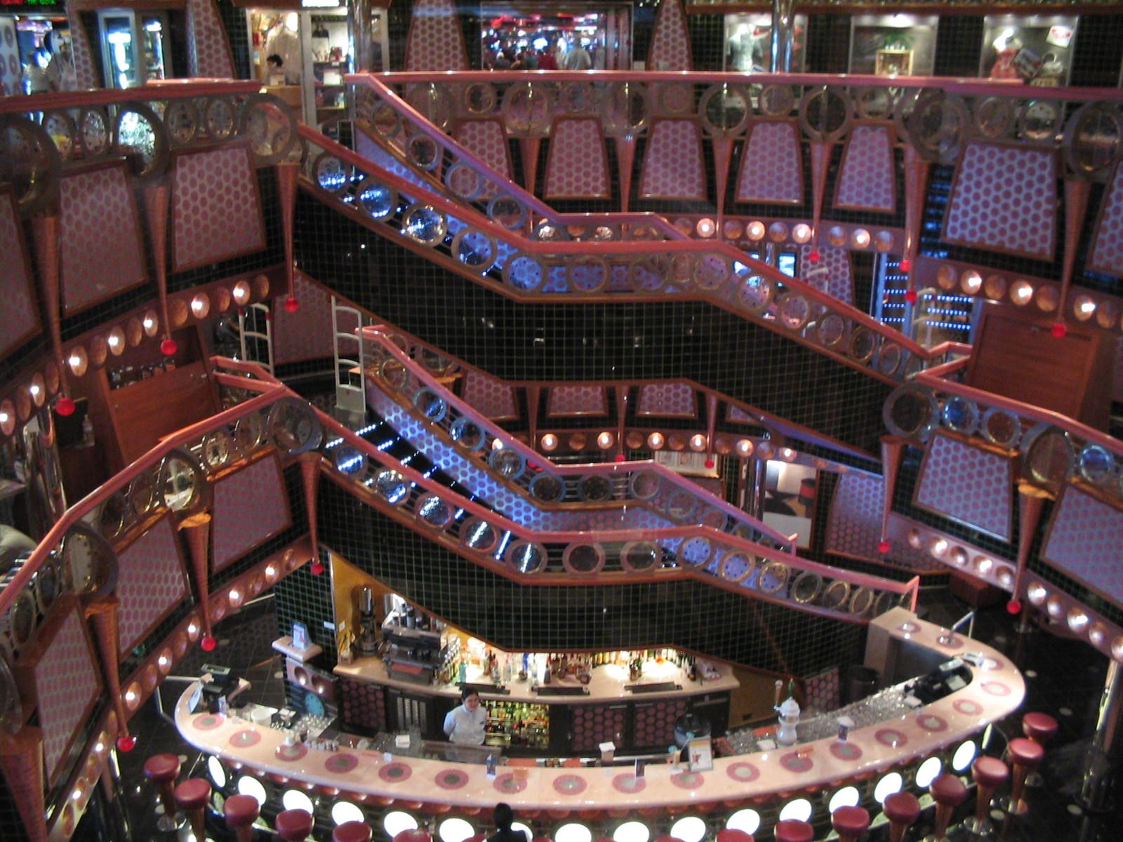 Image Detail For Carnival Splendor Review  Carnival Cruise Lines  Journeys