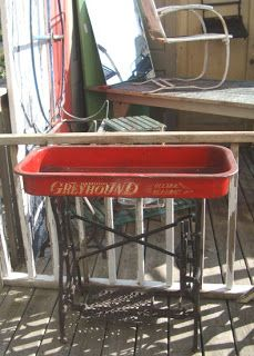 Upcycle A Vintage Or Broken Wagon To A Garden Planter Or Tray Via Second  Hand Rose