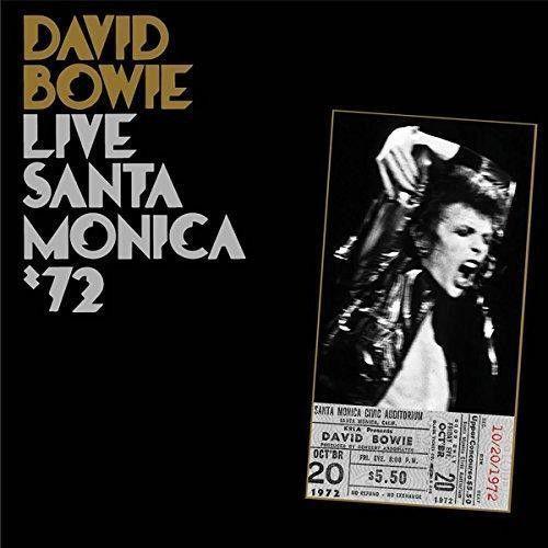 Live Santa Monica '72- Bowie, LP