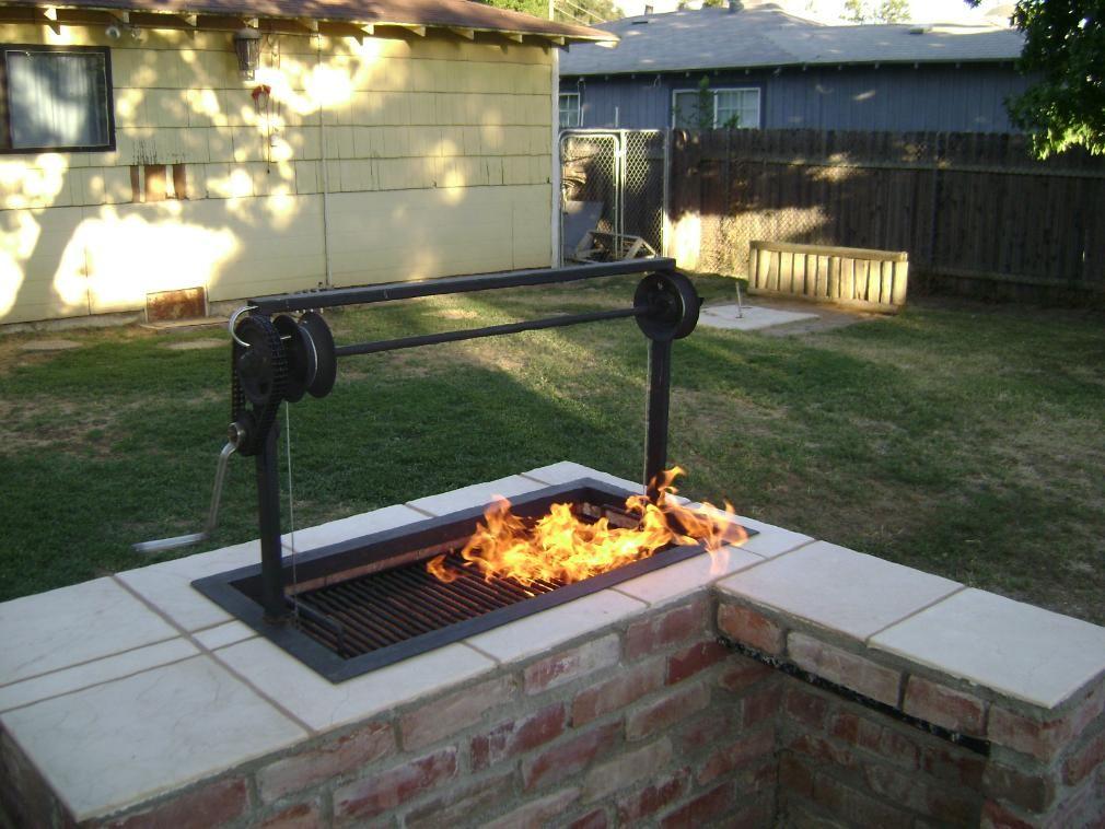 Backyard Grill   Home Interior Design Ideas | Home Interior Design Ideas