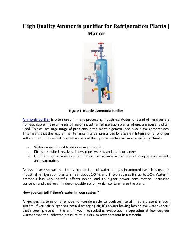 Ammonia Piping Installation Costs