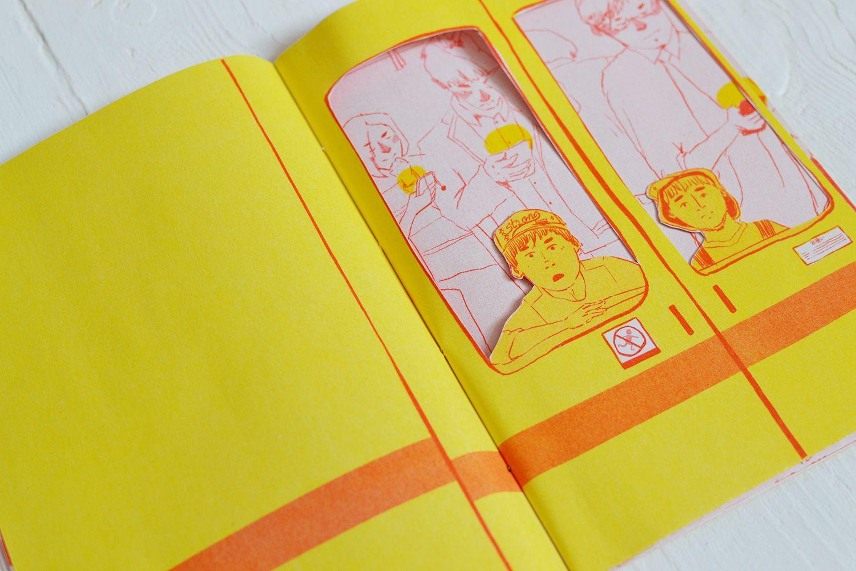 Tokyo Underground Zine on Behance Riso print, Zine, Prints