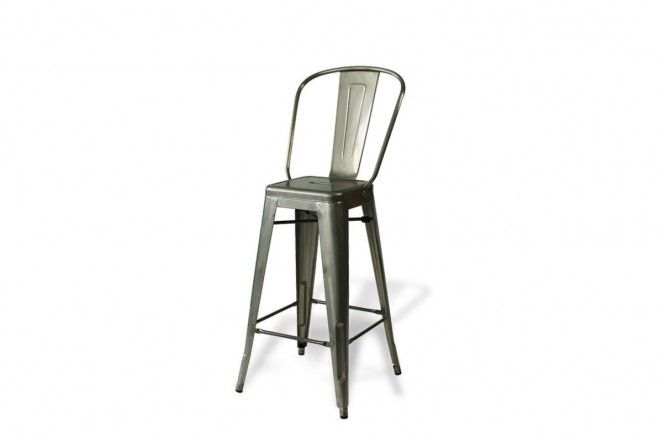 High Back Stool | Industry West