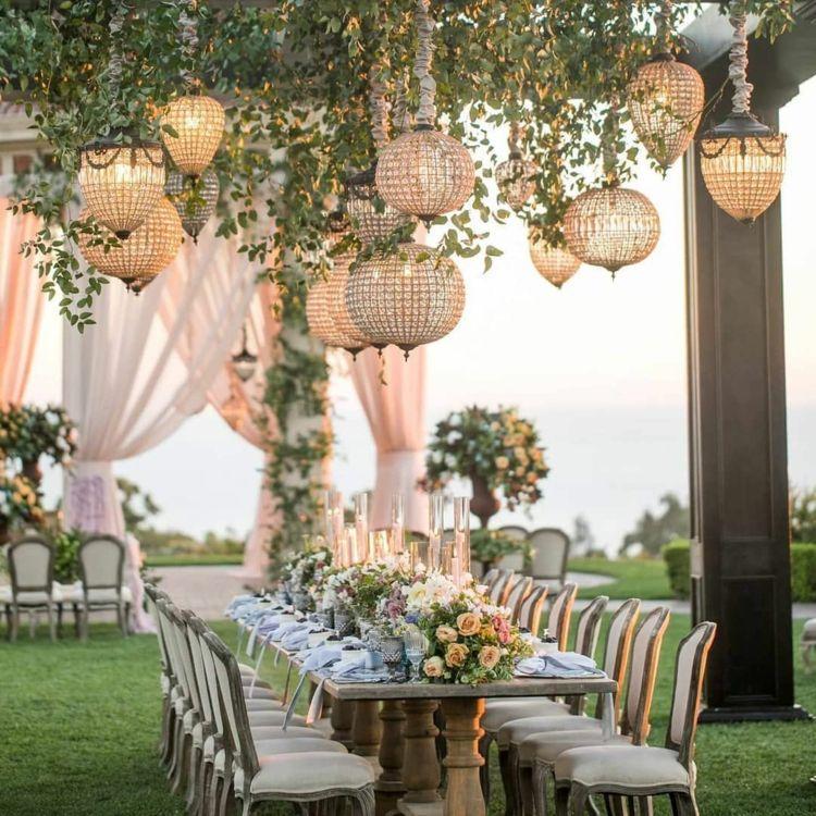 Die pefekte Hochzeit im Garten planen viele Tipps und