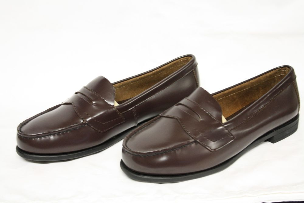 db2756a9d37 Women s Eastland Classic II Mecca Penny Loafer 9.5 Wide 3924  Eastland   LoafersSlipOns