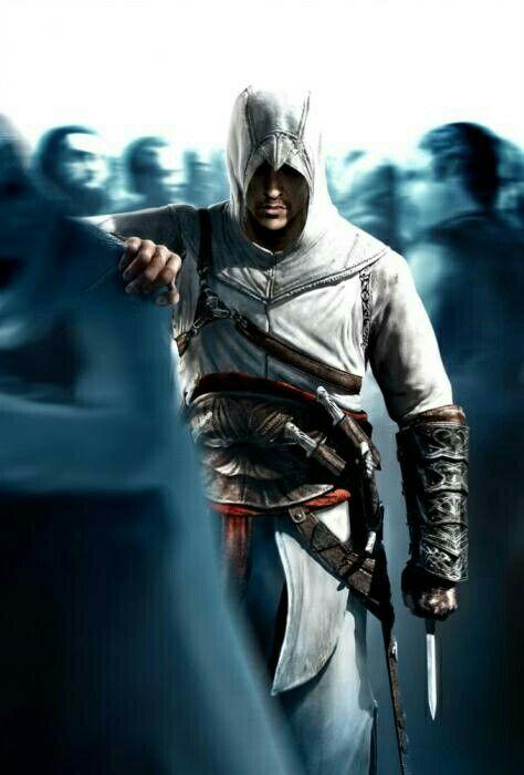 Altair Ibn La Ahad Assassins Creed Assassins Creed Art Assassin S Creed Assassin S Creed Wallpaper