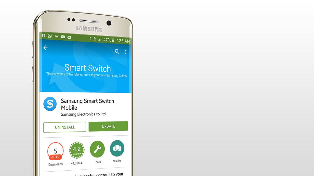 Smart Switch: Data Transfer for your Devices   Samsung
