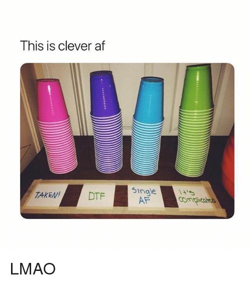 party cups single taken dtf