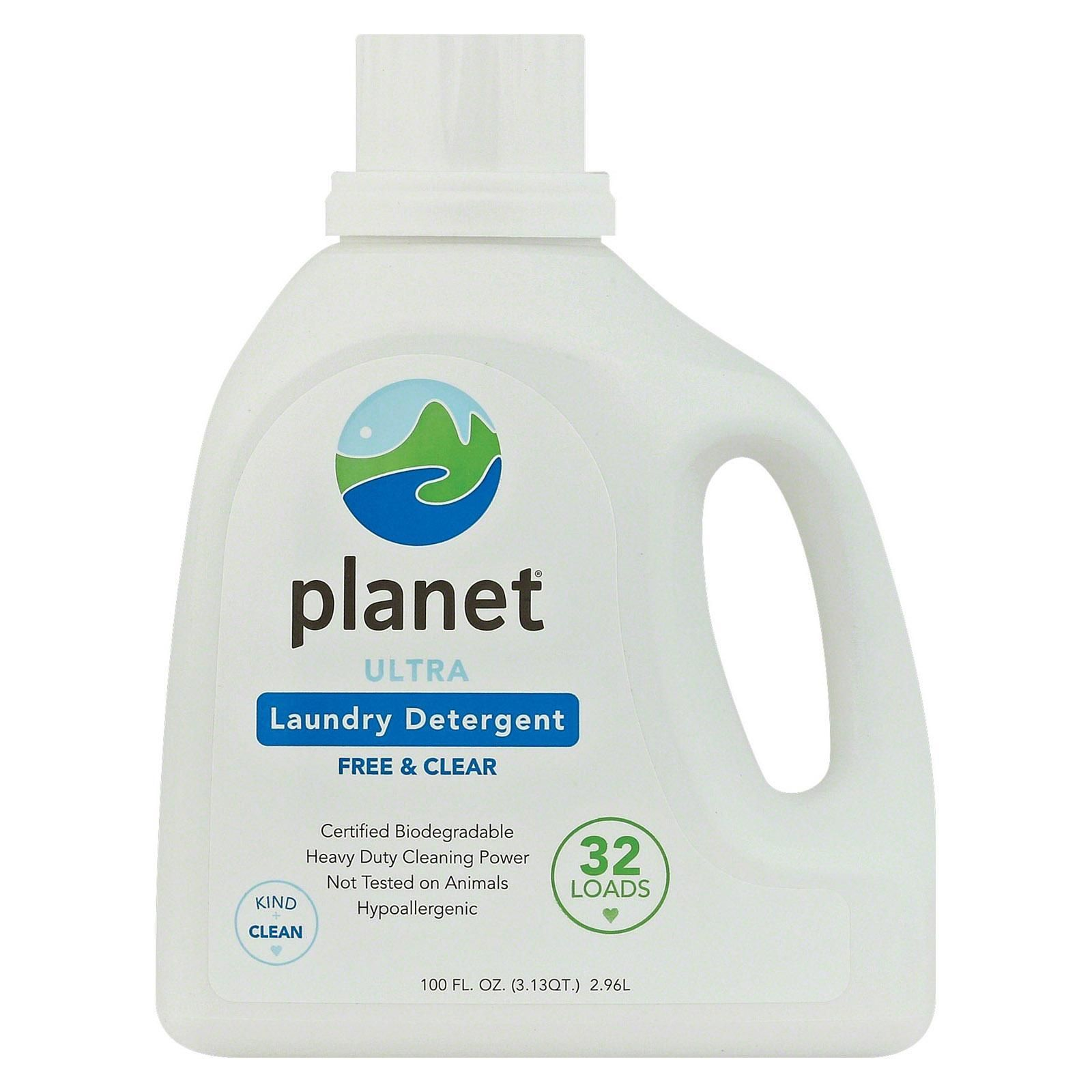Planet Ultra Laundry Detergent Is A Highly Effective Detergent