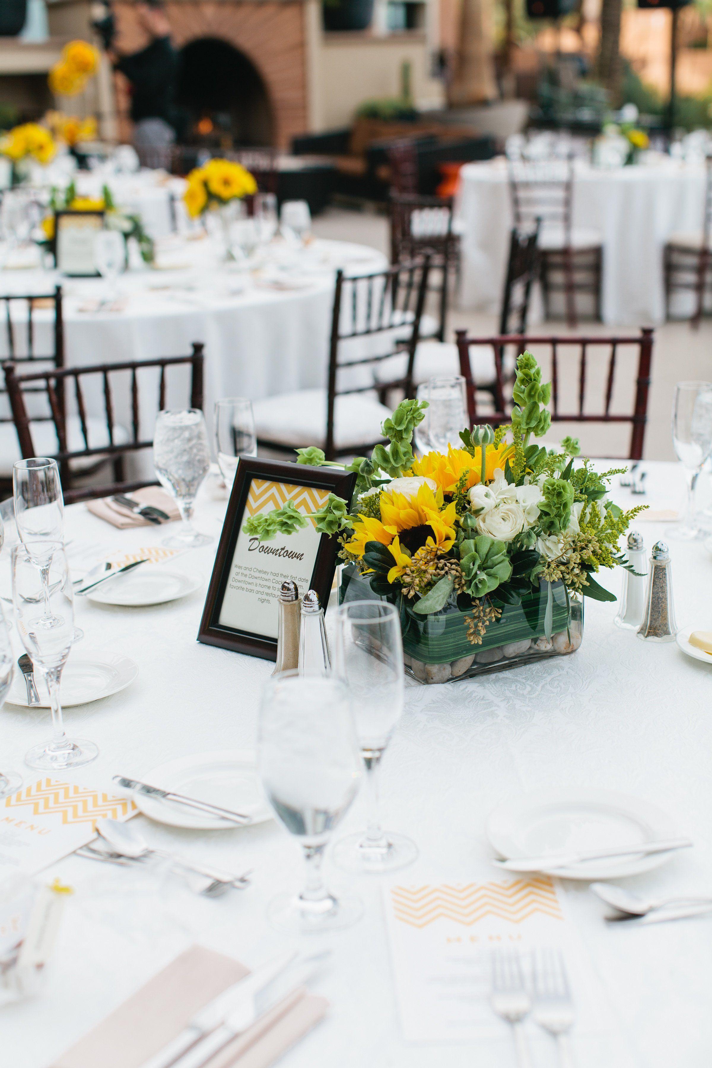 Sophisticated Summer Centerpieces | Wedding Decor | Pinterest ...