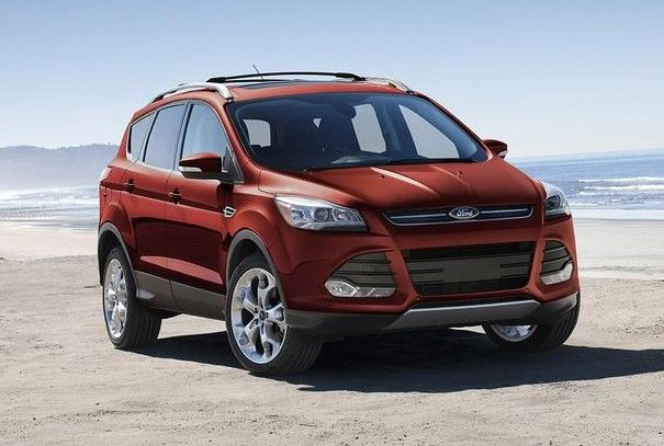 2015 Ford Escape Owners Manual Mobil Ford