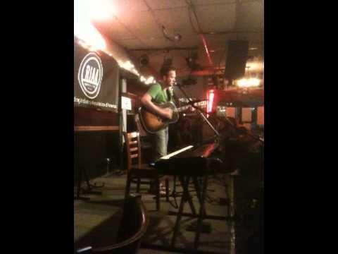 Andrew Sullivan at The Bluebird Cafe, Nashville, TN - 06/25/2012