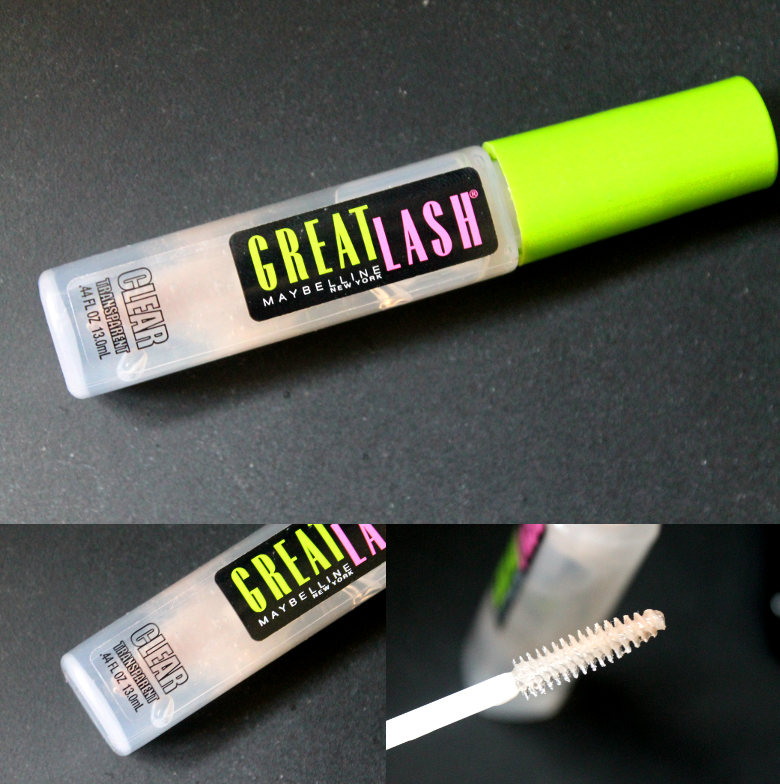 Great Lash Clear Gel by Maybelline...a great drugstore dupe to the ...
